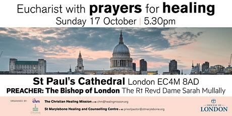 Prayer for Healing at St Paul's Cathedral tickets
