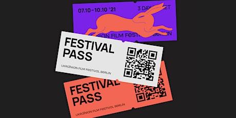 Online festival pass UFFB 2021 tickets