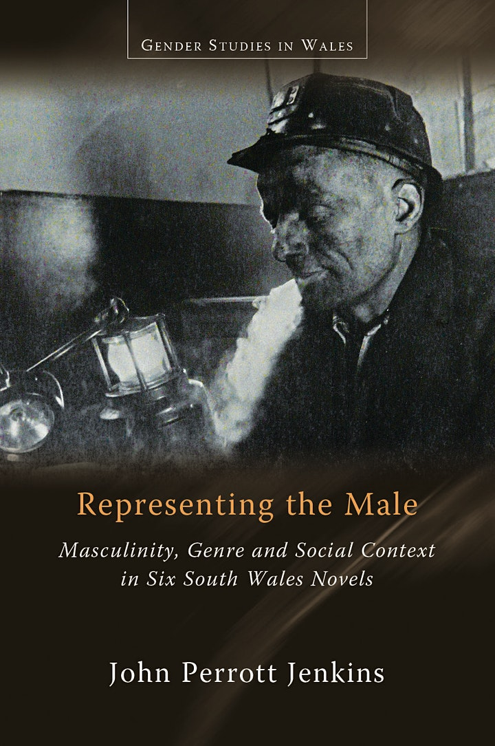 Book  Launch: Representing the Male (University of Wales Press) image