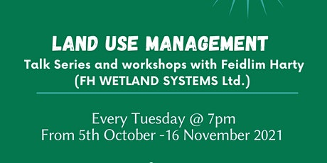 Land Use Management & Biodiversity Workshops tickets