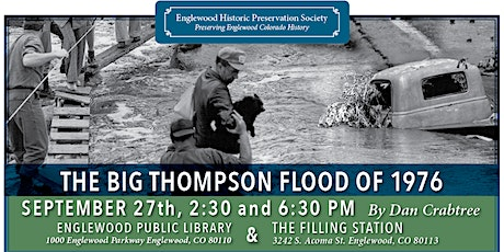 EHPS Lecture Series: Big Thompson Flood tickets