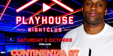 PlayHouse Presents... CONTINENTAL GT tickets