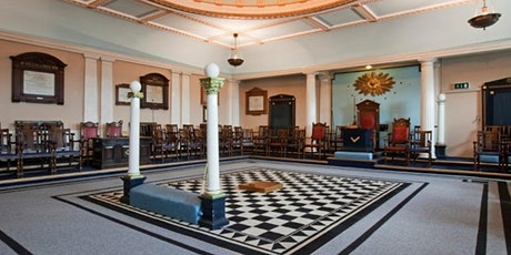Ghost hunt at the masonic hall st helens! tickets
