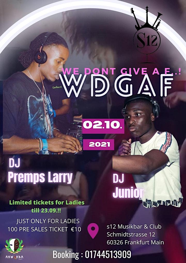 WDGAF (We Don´t Give a F...): Bild