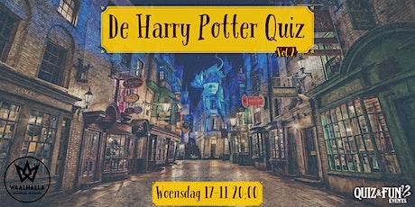 De Harry Potter Quiz | Nijmegen tickets
