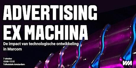 Advertising Ex Machina tickets