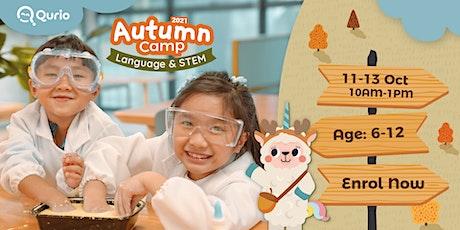 Qurio Autumn Camp (Language & STEM) tickets