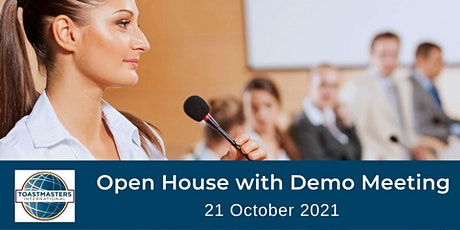 Toastmasters  Open House - Innovative Speakers Allschwil tickets