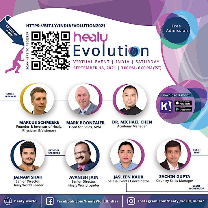 Healy Evolution Virtual Event image