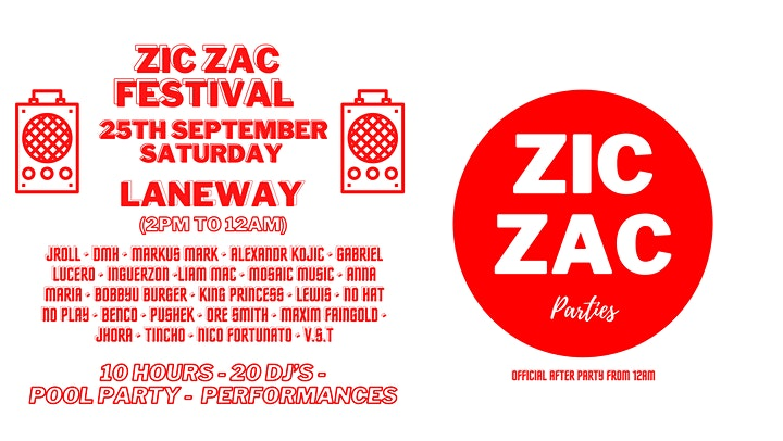 ZIC ZAC FESTIVAL image