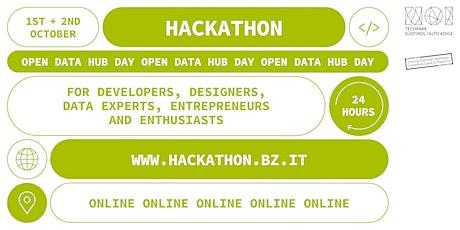 NOI Hackathon Open Data Hub Edition tickets
