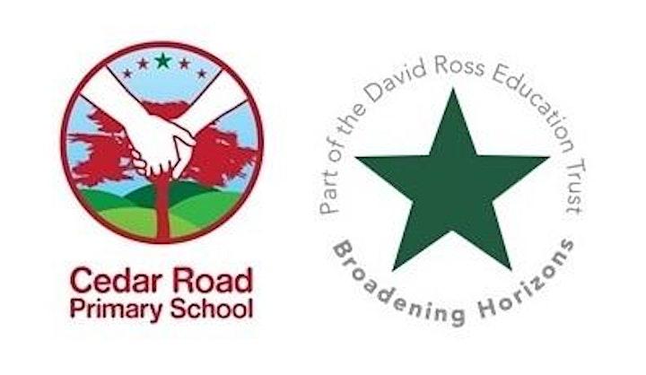Cedar Road Primary School Reception Intake 2022 image