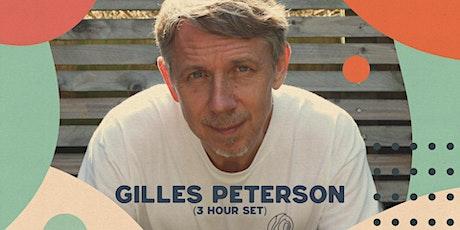 Gilles Peterson (3 Hour Set) • Nottingham billets