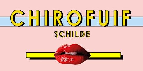 Chirofuif Schilde 2021 tickets