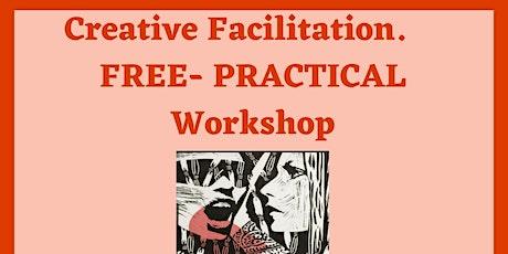 Womxn Theatre: Creative Facilitation Workshop tickets