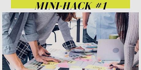 Atelier Mini-Hack #1 billets