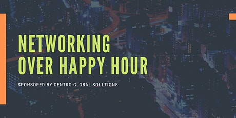 Networking over Happy Hour tickets