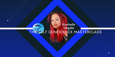 The Self Confidence Masterclass tickets