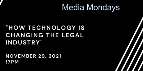 Disrupting the law 2021, How technology is changing the legal industry tickets