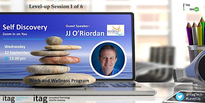 Level-up  Work and Wellness Program image