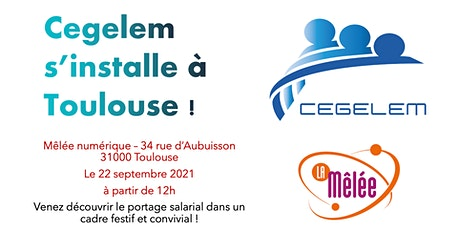 Inauguration Cegelem Toulouse billets