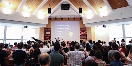 Mt Carmel English Worship Service (24 October  2021) tickets