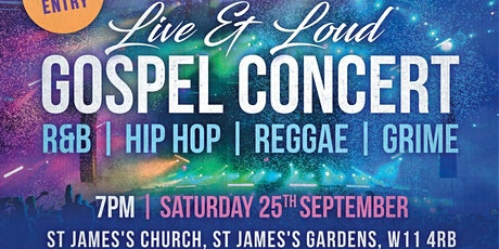 The Potter's House Christian Fellowship Church - Gospel Concert tickets