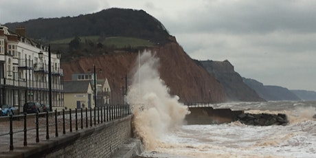 The impact of coastal erosion and communicating science issues using art tickets