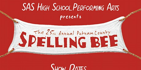 25th Putnam County Spelling Bee - Saturday show 7:00 tickets