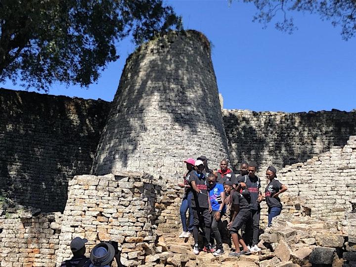Great Zimbabwe in popular imagination image