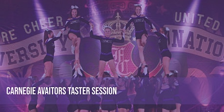 LBU Competition Cheerleading Taster Session tickets