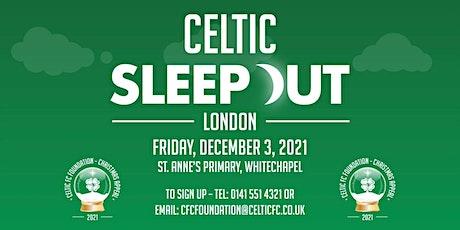 Celtic Sleep Out, London 2021 tickets