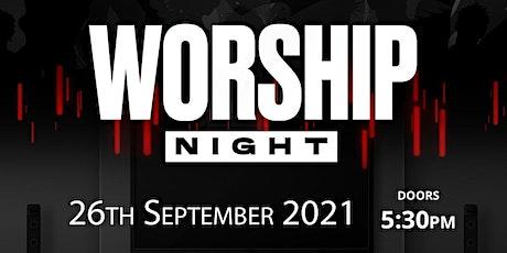 FOREIGN PRAISE - WORSHIP NIGHT tickets