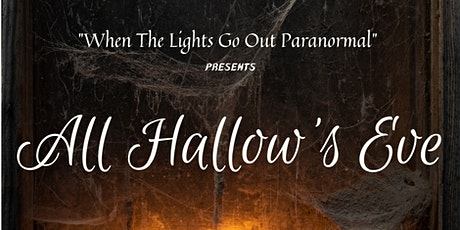 All Hallow's Eve tickets