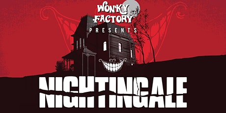 Wonky presents NIGHTINGALE! A Halloween special tickets