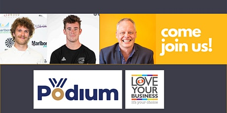 Love Your Business - Pop Up Coffee  - Olympic Inspiration tickets