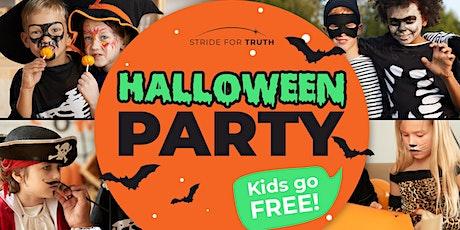Halloween Party - Kids Go Free! tickets
