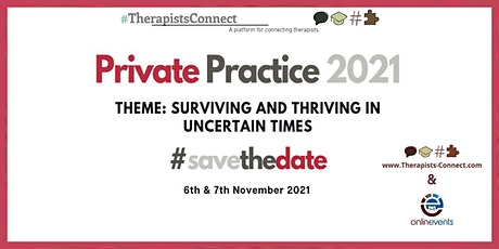 Private Practice 2021: Surviving and Thriving in Uncertain Times tickets