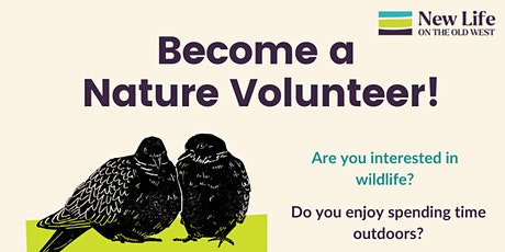 Nature Volunteer Induction tickets