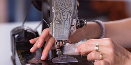 Make friends with a sewing machine- TASTER SESSION tickets