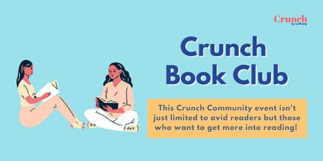 Crunch Book Club (October 2021): Read With Us tickets