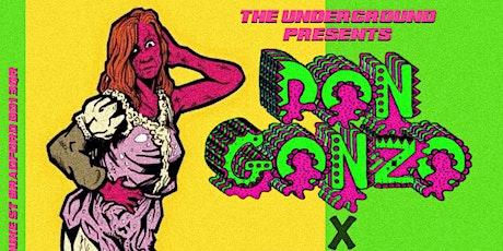 Don Gonzo // FUS at The Underground, Bradford tickets