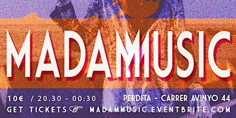 Madam Music Vol.3 entradas