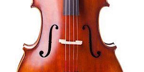 Schnupperstunde Cello, W. Wilke  Musikschule Volmetal Meinerzhagen tickets