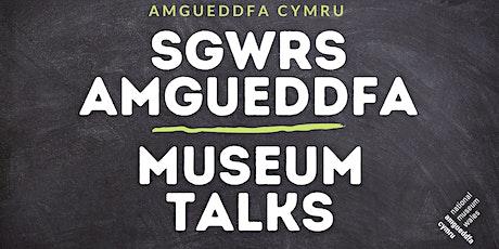 Sgwrs Amgueddfa |  Museum Talks: Time Traveller's Prehistoric Nightmares tickets