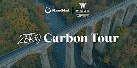 Wrexham| Roadmap to net zero | Zero Carbon Tour tickets