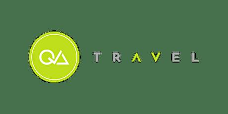 QA Travel Services Presentation tickets