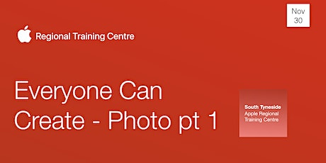 Everyone Can Create - Photo Session 1 tickets