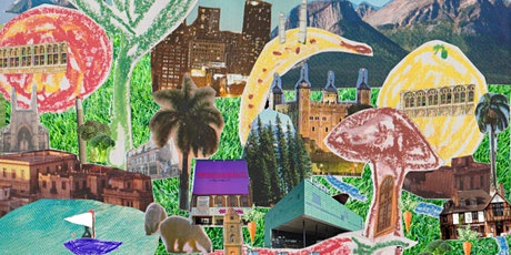 Family Creative Workshop: Collaging Surreal CityScapes tickets