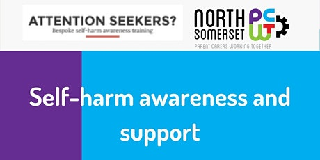 Self-harm Awareness and Support tickets